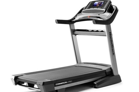 NordicTrack Commercial 1750 Treadmill Includes a 1-Year iFit