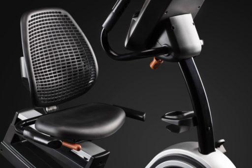 NordicTrack Commercial VR21 recumbent bike