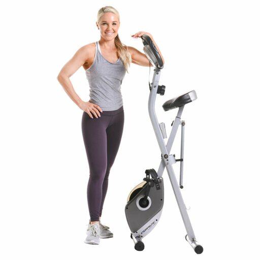 Exerpeutic Folding Upright Bike