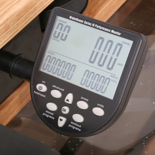 WaterRower Club Rowing Machine w/ S4 Monitor