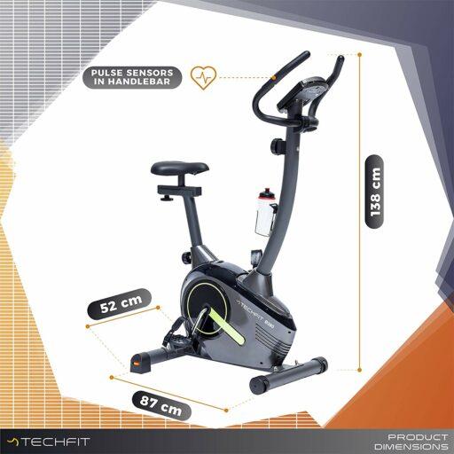 TechFit B380 Upright Bike