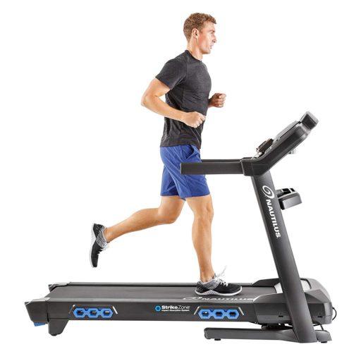 Nautilus T616 Folding Treadmill