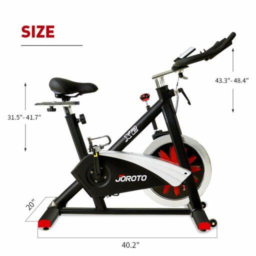 JOROTO X2 Indoor Bike