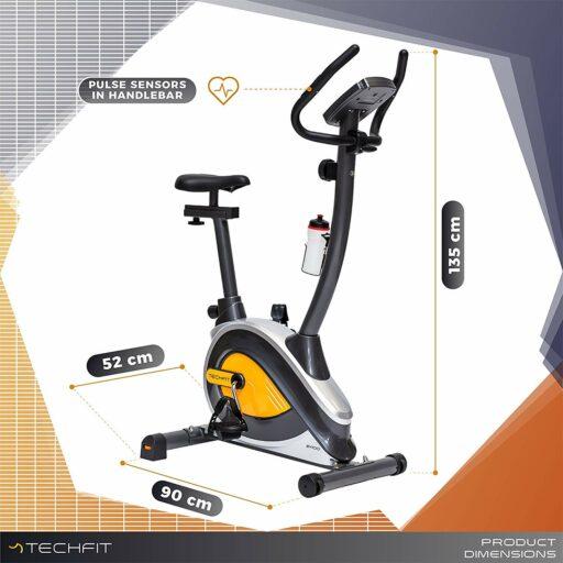 TechFit B400 Upright Bike