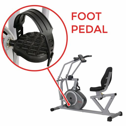 Sunny SF-RB4708 Recumbent Bike
