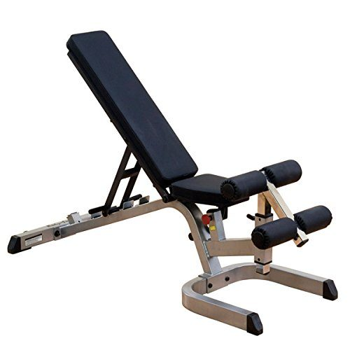 Body-Solid Power Rack GPR378 Gym Package