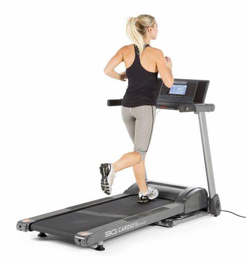 3G Cardio 80i Treadmill