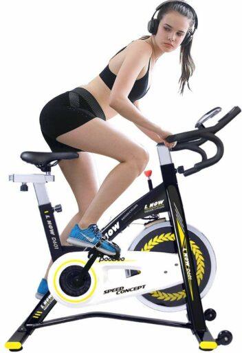 pooboo Indoor Cycling Bike