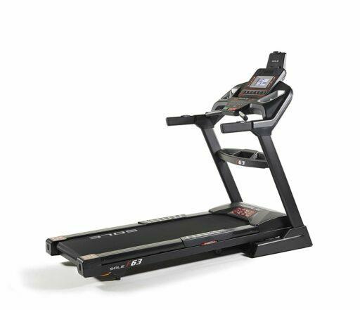 Sole F63 Folding Treadmill