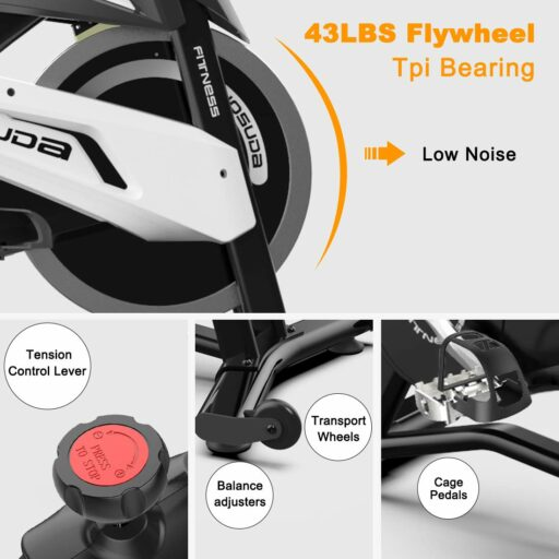 Yosuda L-oo7 Indoor Cycling Bike