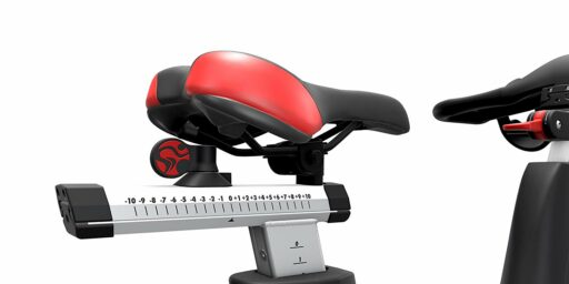 Life Fitness IC4 indoor cycling bike