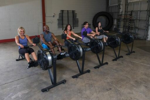 Endurance R300 Rowing Machine