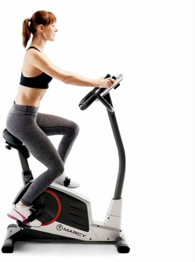 Marcy ME-702 Magnetic Upright Bike