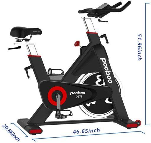 pooboo D578 Indoor Bike