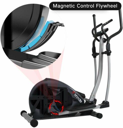 SNODE E20i Magnetic Elliptical