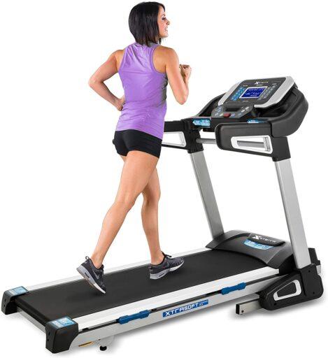 XTERRA TRX4500 Folding Treadmill