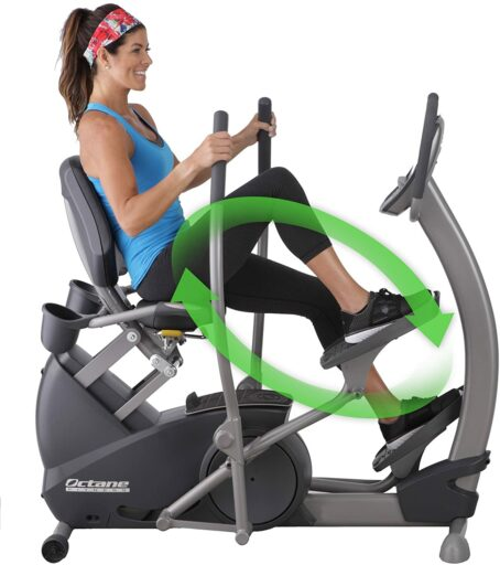 Octane Fitness xR4x Seated Elliptical