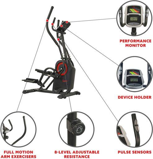 Sunny SF-E3919 Cardio Climber