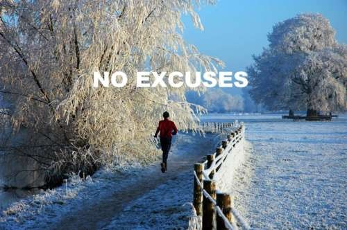 When it Comes to Exercise