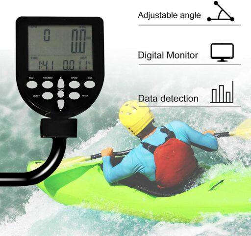 Koreyosh Water Rowing Machine