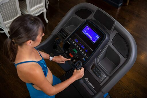 Horizon Fitness 7.4 AT Smart Treadmill