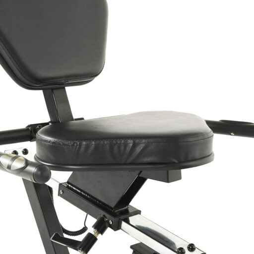 Exerpeutic Magnetic Recumbent Bike