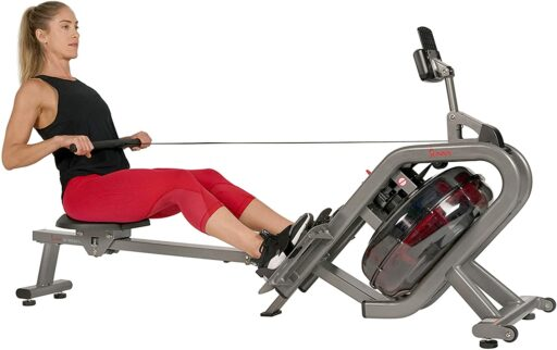 Sunny Phantom Hydro SF-RW5910 Water Rowing Machine