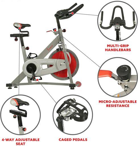 Sunny Pro II SF-B1995 Indoor Bike