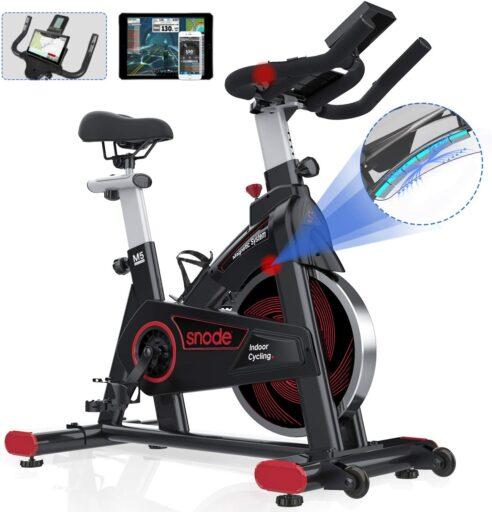 SNODE 8731B Indoor Cycling Bike