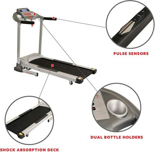 Sunny SF-T7873 Treadmill