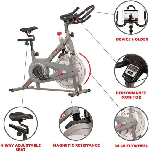 Sunny Synergy Indoor Cycling Bike SF-B1879