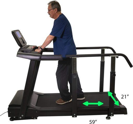 HCI Fitness RTM RehabMill