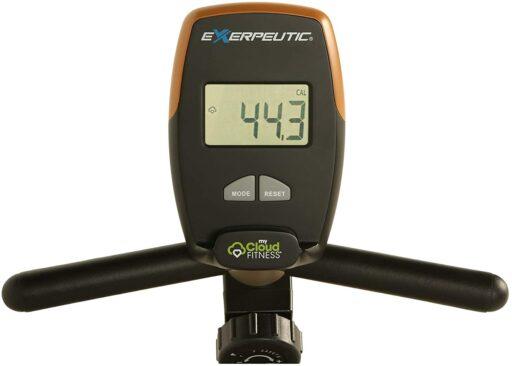 Exerpeutic 1500XL Recumbent Bike