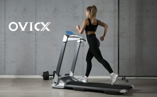 QVICX Q2S Folding Treadmill