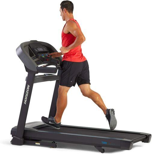 Horizon Fitness T303 Folding Treadmill