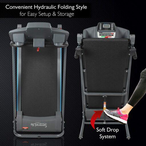 SereneLife SLFTRD20 Treadmill