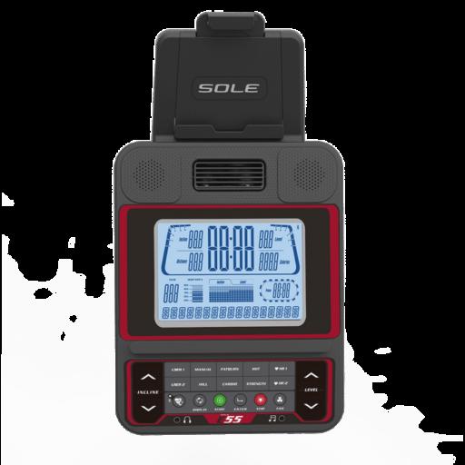 Sole Fitness E55 Elliptical Machine