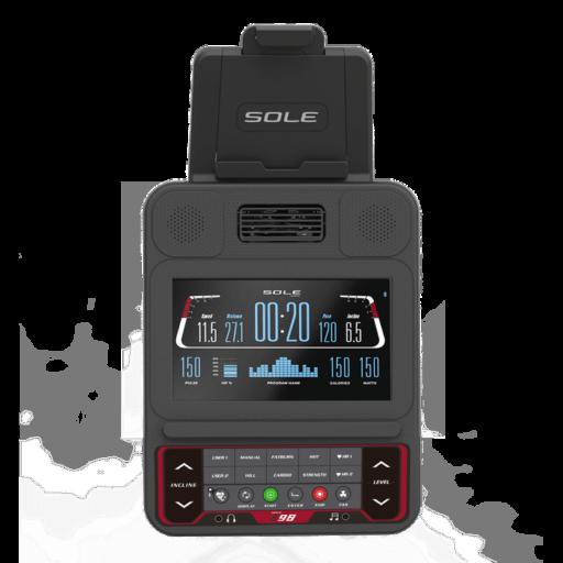 Sole Fitness E98 Elliptical Machine