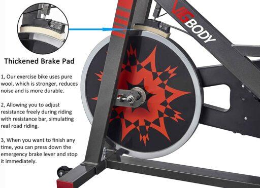 VIGBODY HL-S801 Indoor Cycling Bike