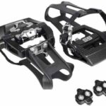 Dual Sided Pedal with SPD Clips
