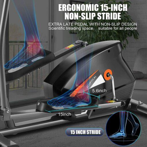 FUNMILY EM530 Elliptical Trainer